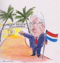Juncker, - Hüter der Steuermoral