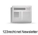 123recht.net Newsletter