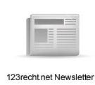 123recht.net Newsletter